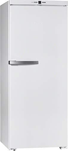 Miele FN 24062 WS, Congelatore Freezer Verticale da Libero Posizionamento, 6 Cassetti, A++, 1.4 mt Altezza, 185 lt, No Frost, Bianco