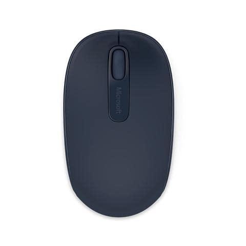 Microsoft 1850 Mobile Mouse Wireless, Accessori PC...
