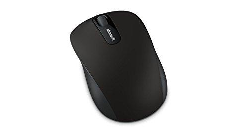Microsoft PN7-00004 3600 - Ratón bluetooth inalámbrico, color negro