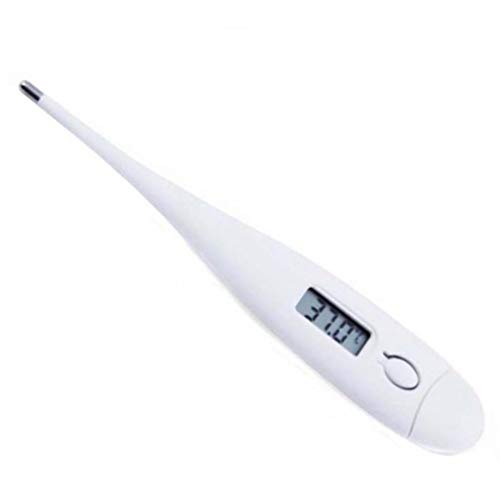 60s Fast Reading Medical Thermometer, Digital Thermometer, Temperature Meter for Infants Babies Toddlers Kids Adult