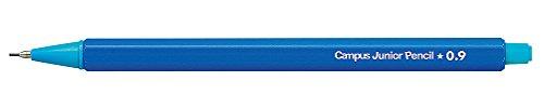 コクヨ キャンパス ジュニアペンシル 0.9mm 青 PS-C100B-1P