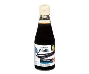 Carmencita - Aroma - Esencia de Vainilla - Ideal para Reposteria y Postres - 150 Ml