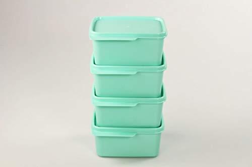 Tupperware Caja para el refrigerador 500 ml Menta (4) 35686