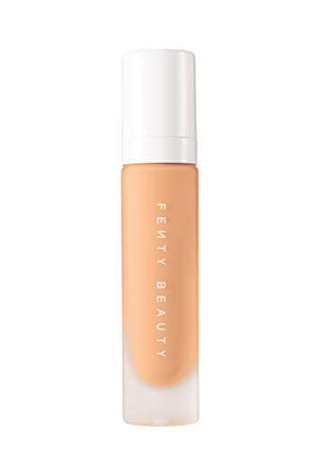 21NLCyO7L L gives skin an instantly smooth, pore-diffused, shine-free finish that easily builds to medium to full coverage. This oil-free soft matte foundation is made with climate-adaptive technology that's resistant to sweat and humidity, and won't clog pores so that wherever you are, it's going to work on your skin. Always shake Pro Filt'r foundation before use to activate.