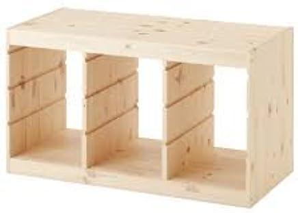 Amazonfr Rangement Trofast Ikea Meubles De Rangement
