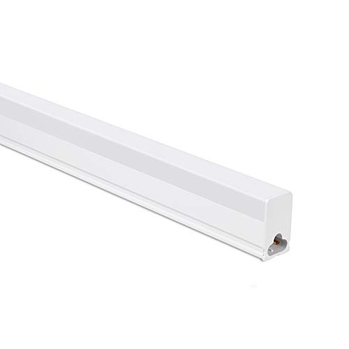 Viugreum 5 W 30 cm 3000K-6500K Tubo LED Luci Lampada T5 500LM per Officina Garage Ufficio Supermercato Officina Parcheggio Negozi Centri Commerciali Palestre Balcone Cucina Supermercati