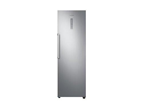Réfrigérateur 1 porte Samsung RR39M7130S9EF - Réfrigérateur 1 porte - 385 litres - No Frost - Dégivrage automatique - Gris métal - Silver - Classe A+ / Pose libre