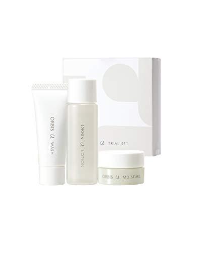 オルビス(ORBIS) オルビスユー トライアルセット(洗顔料・化粧水・保湿液/各1週間分)