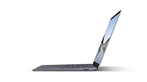 """Microsoft Surface Laptop 3 – 13.5"""" Touch-Screen – Intel Core i5 - 8GB Memory - 128GB Solid State Drive (Latest Model) – Platinum with Alcantara 3"""