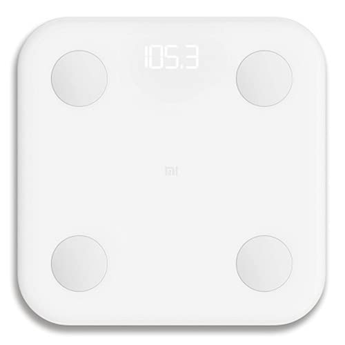 Xiaomi Mi Body Composition Scale 2 - Chip BIA Alta Precisión, 13...