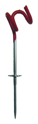 HT PIRH-1 Screw Down Power Ice Rod Holder, 10-Inch