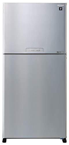 Sharp SJ-XG640MSL Libera installazione 510L A++ Acciaio inossidabile frigorifero con congelatore
