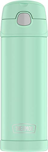 Thermos Funtainer 16 Ounce Bottle, Sea Foam