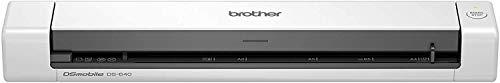 Brother DS640 Scanner Portatile, A4, Risoluzione...