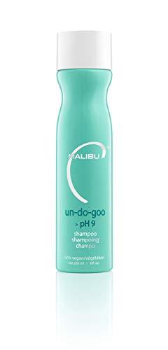 Malibu C Un-Do-Goo  pH 9 Shampoo, 9 Fl Oz