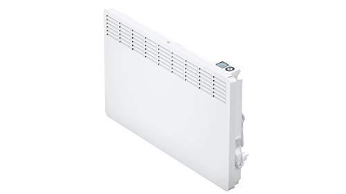 AEG casa Technik 236535parete Termoconvettore WKL 2005per circa 20m, Riscaldamento 2000W, 530gradi C, da appendere a parete, Display LCD, Bianco