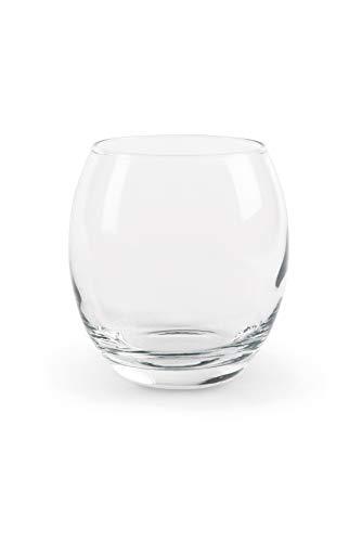 Excelsa Santiago Set 6 Bicchieri Acqua, Capacità: 400 ml, 6 unità