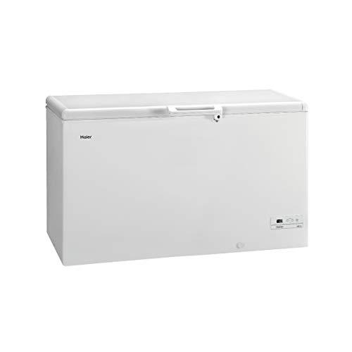 Haier HCE519R Congelatore 519 L (32 kg / 24h, SN-T, A +), Bianco, Senza installazione