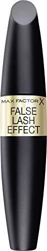 Max Factor False Lash Effect Mascara Schwarz – Wimperntusche für maximale Länge & volle Wimpern – Definition bis in die Spitzen – 1 x 13,1 ml