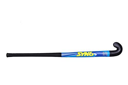 SYN6 Hockey Stick Black
