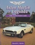 Aston Martin and Lagonda: The V-engined Cars (Crowood AutoClassic S.)