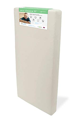 Eco Classica III 2-Stage Baby & Toddler Mattress...