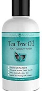 Jabón antifúngico con aceite de árbol de té