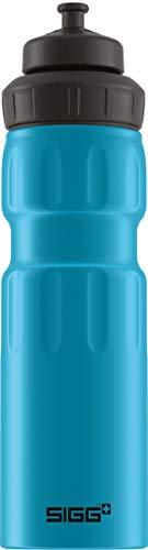 SIGG WMB Sports Blue Touch Sport Trinkflasche, (0,75...