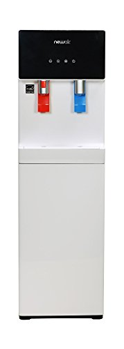 NewAir water dispenser, White