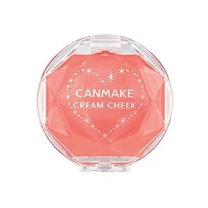 Canmake Cream Cheek Blush CL05 06 - [CL 05 Clear Happiness]
