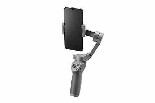 DJI Osmo Mobile 3, Estabilizador de 3 Ejes para Smartphone Compatible...