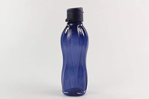Tupperware Bottela Ecológica de 500 ml Azul Oscuro con Cier