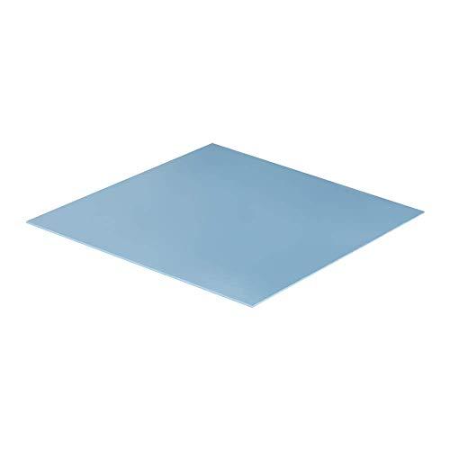 ARCTIC Thermal Pad, Paquete de 1 (145 x 145 x 0,5 mm) - Disipador térmico basado en Silicona con 6,0 W/MK Conductividad térmica y dureza Especialmente Reducida - Azul