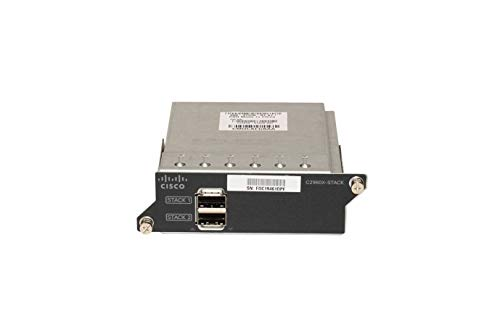 Cisco C2960X-STACK FlexStack-Plus hot-swappable stacking module