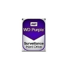 WD10PURZ, hard disk da 3,5', SATA 6 Gb/s, 1 TB, 64 MB di cache, 24 x 7, ottimizzato per videosorveglianza