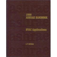 1999 Ashrae Handbook: Heating, Ventilating, and Air-Conditioning Applications : Inch-Pound Edition (ASHRAE APPLICATIONS HANDBOOK INCH/POUND)