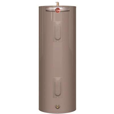 RHEEM GIDDS-2487238 Rheem Professional Classic Tall Electric Water Heater, 40 gallon, 240 Vac, 4500W, Top T&P Relief Valve