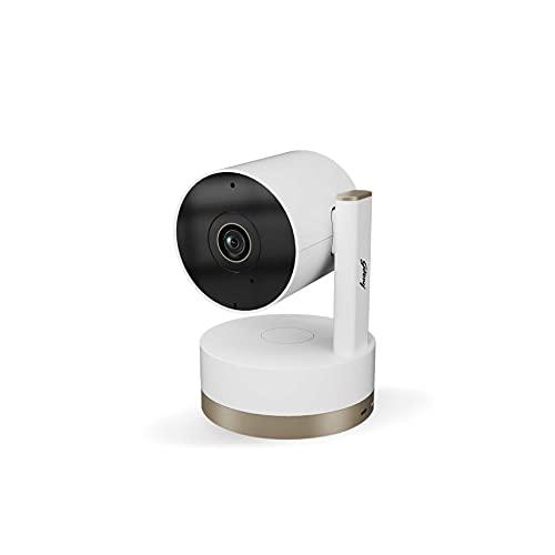 Godrej Spotlight Pan Tilt Smart WiFi Security Camera for Home with 360 Degree 2MP 1080p (Full HD)  ...