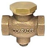 New Horizontal Check valve for air compressor 3/8' FPT x 3/8' FPT