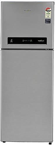 Whirlpool 340 L 4 Star ( 2019 ) Inverter Frost-Free Double-Door Refrigerator (IF INV CNV 355 ELT (4S), German Steel)