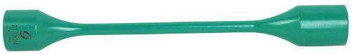 Sunex 21755m 1/2-Inch Drive 17-mm/55-Feet-Pound/75-Nm Extension Socket, Green
