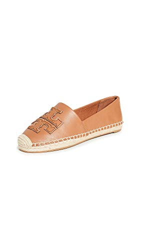 Leather: Calfskin Rubber sole Logo accent at vamp , Braided jute