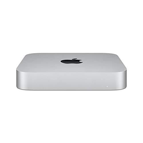 Apple Mac Mini (Processador M1 da Apple com CPU 8‑Core eGPU8‑Core, 8 GB RAM, 256 GB SSD) (novembro 2020)