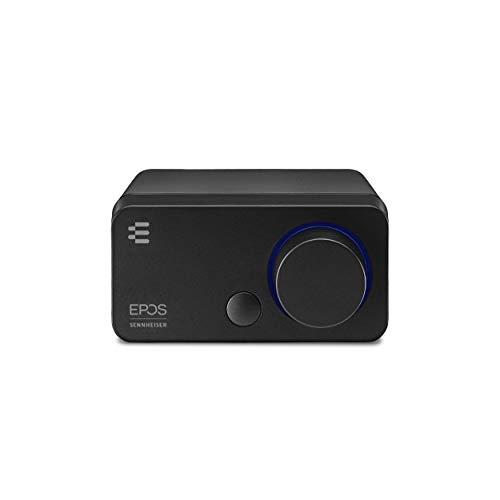 EPOS/ゼンハイザー ゲーミング&PC用オーディオアンプ GSX 300【国内正規品】