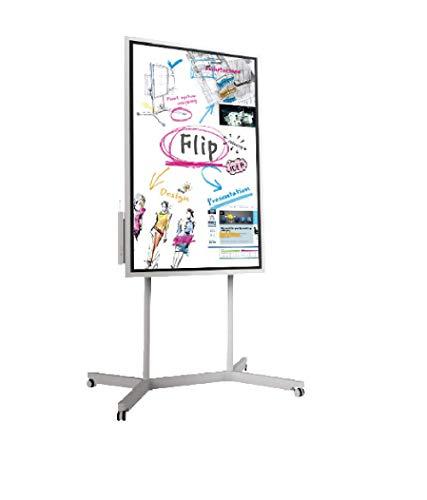 Samsung Monitor Flip WM55H Display Lavagna Interattiva per Sale Meeting da 55'', UHD 3840 x 2160,...