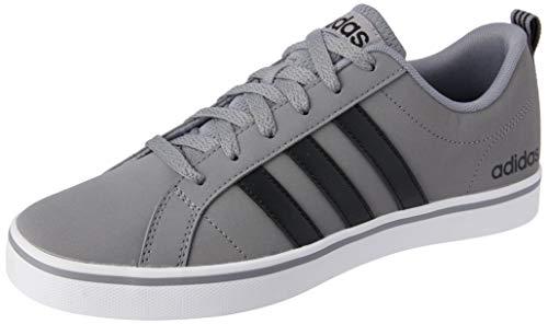 Adidas Vs Pace, Zapatillas para Hombre, Gris (Grey/Core Black/Footwear White 0), 44 EU