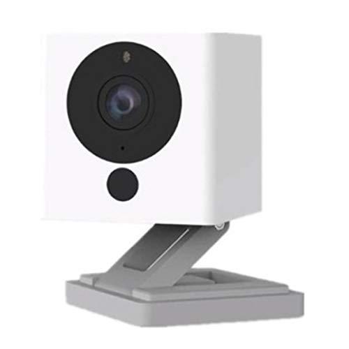 Smart Camera 1S Fotografia time-lapse Hd Telecamera di sorveglianza Telecamera per visione notturna per la famiglia domestica - Bianco