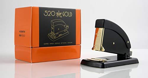 Cucitrice Da Tavolo Zenith 520 Gold - Nera