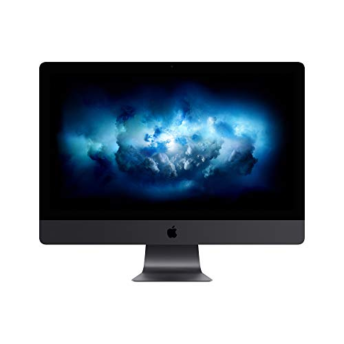 Apple iMac Pro (27-inch Retina 5K Display, 3.2GHz 8-core Intel Xeon W, 32GB RAM, 1TB SSD) - Space Gray