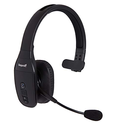 BlueParrott B450-XT Noise Cancelling Bluetooth Headset  Industry Leading Sound with Long Wireless Range, Extreme Comfort and Up to 24 Hours of Talk Time